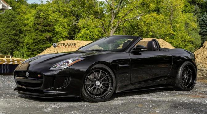 Strasse Wheels - Jaguar F-Type S - Signature Series R10 2