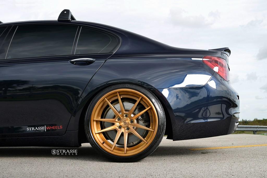 Strasse Wheels 750i 8