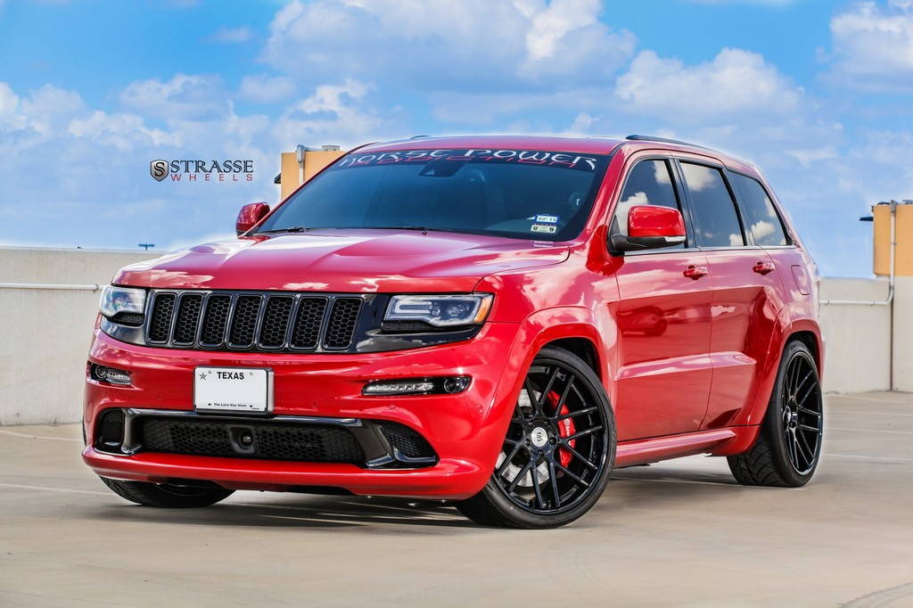 Dodge Dealers In Sc >> Jeep Grand Cherokee SRT - Strasse Wheels - High ...