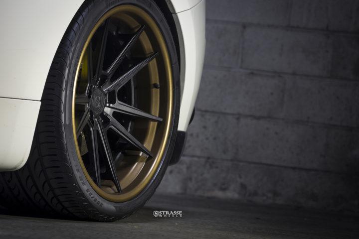 Strasse Wheels - Maserati Gran Turismo S - 20:21 SV1 Deep Concave FS 5