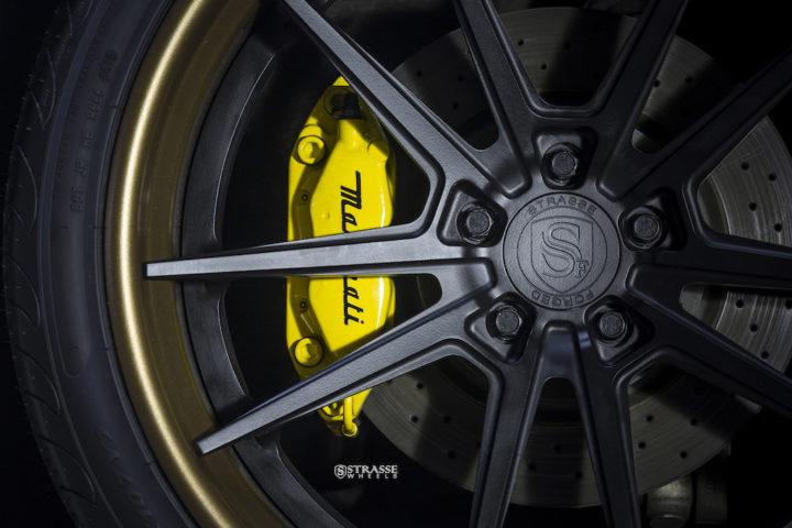 Strasse Wheels - Maserati Gran Turismo S - 20:21 SV1 Deep Concave FS 6