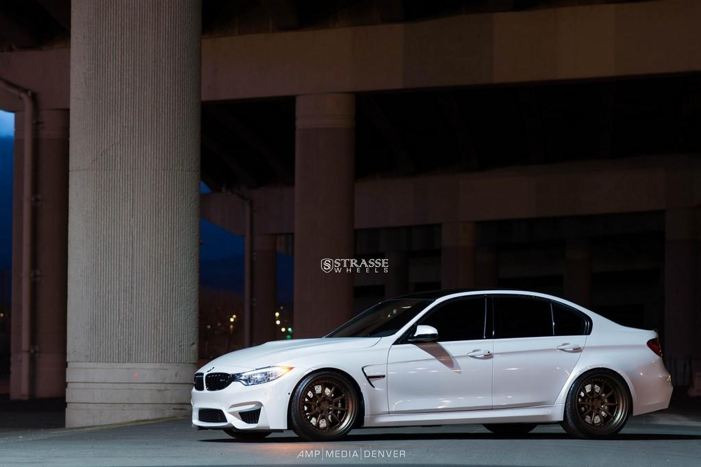 Strasse Wheels BMW M3 R10CS 1