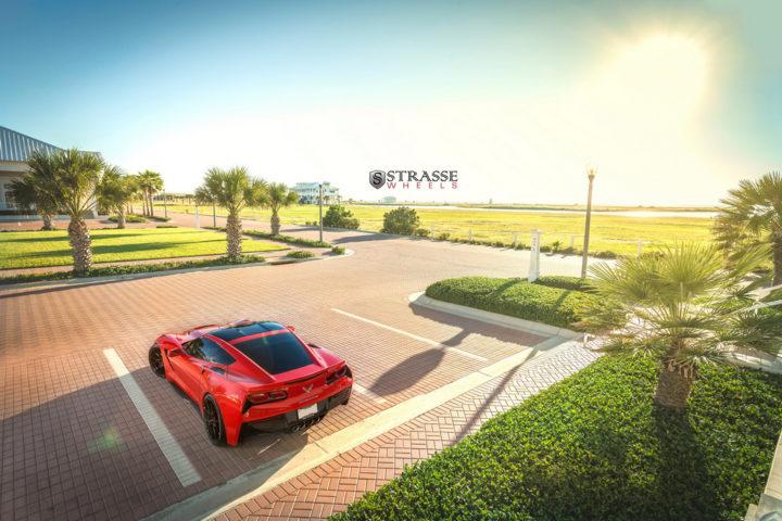 Strasse Wheels Corvette C7 Stingray SM5R 12