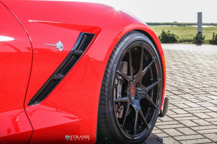 Strasse Wheels Corvette C7 Stingray SM5R 3