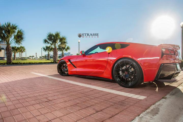 Strasse Wheels Corvette C7 Stingray SM5R 9