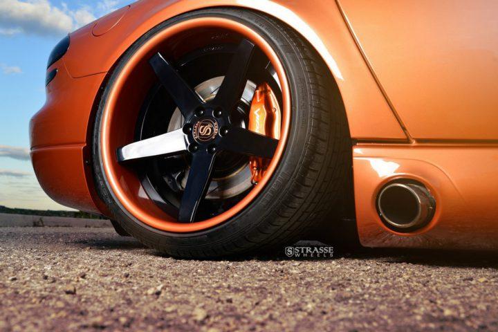 Strasse Wheels Dodge Viper S5 10