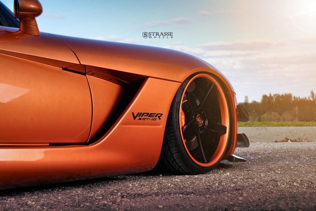 Dodge Dealers In Sc >> Dodge Viper SRT10 - Strasse Wheels - High Performance & Luxury WheelsStrasse Wheels – High ...