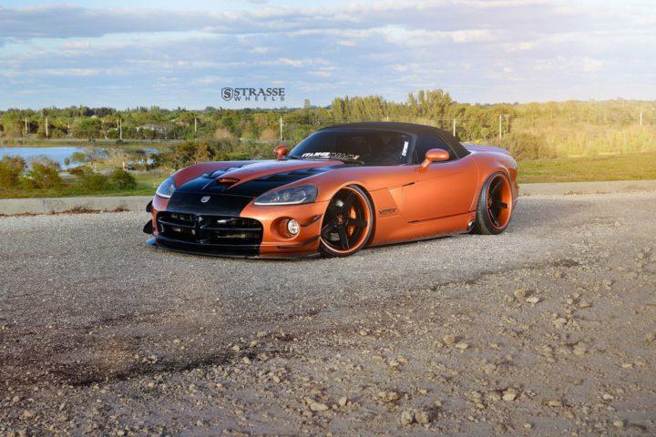 Strasse Wheels Dodge Viper S5 5 2