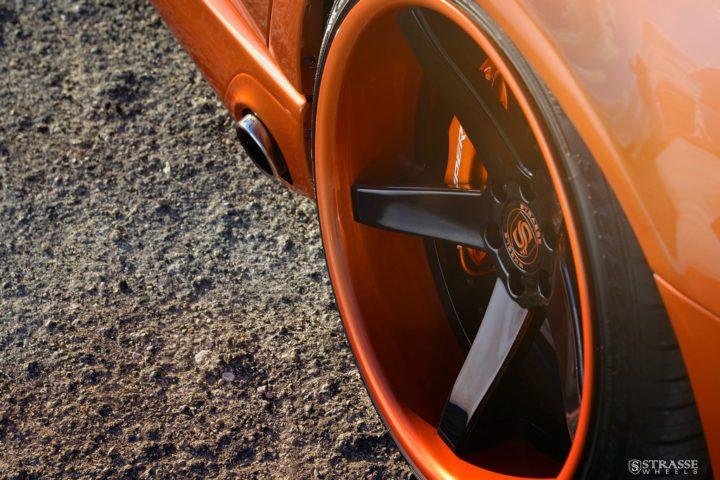 Strasse Wheels Dodge Viper S5 6