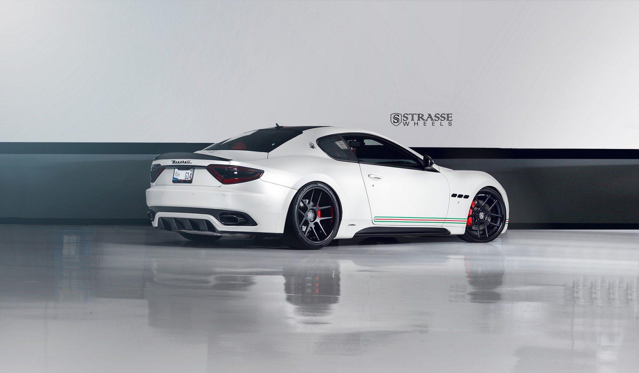 Maserati Gran Turismo S Strasse Wheels High