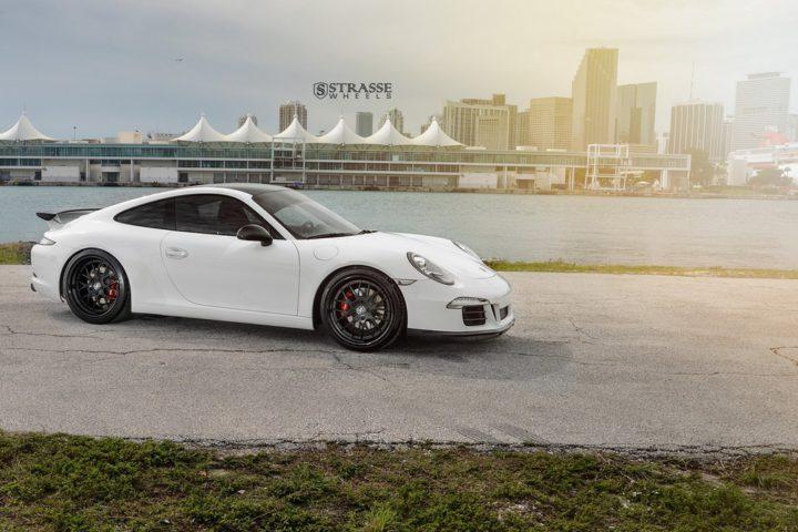 Strasse Wheels Porsche 991 Carrera 1