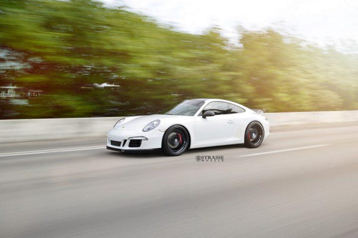 Strasse Wheels Porsche 991 Carrera 2