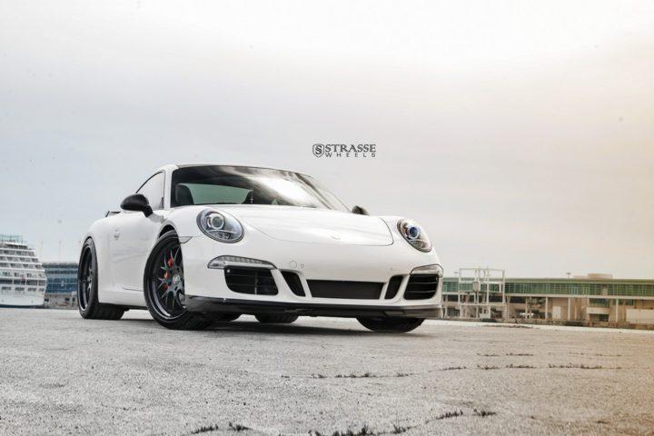 Strasse Wheels Porsche 991 Carrera 3