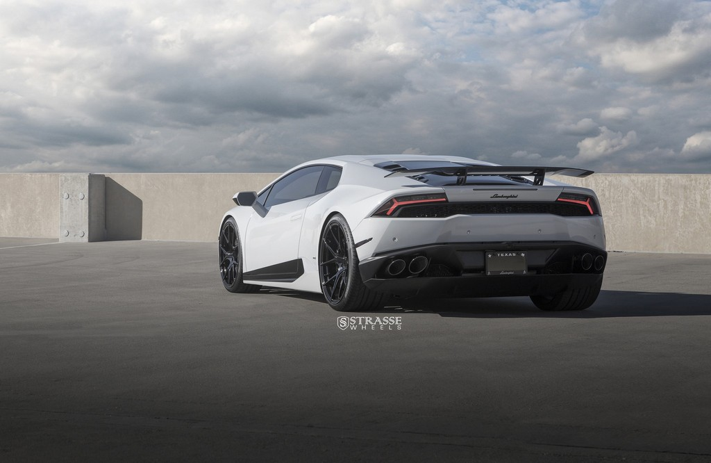 Strasse Wheels - Lamborghini Huracan LP610-4 - SM5R Concave Monoblock 10