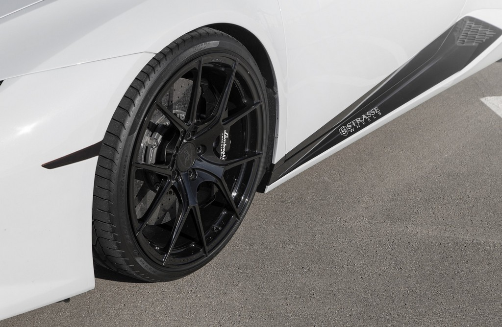 Strasse Wheels - Lamborghini Huracan LP610-4 - SM5R Concave Monoblock 13