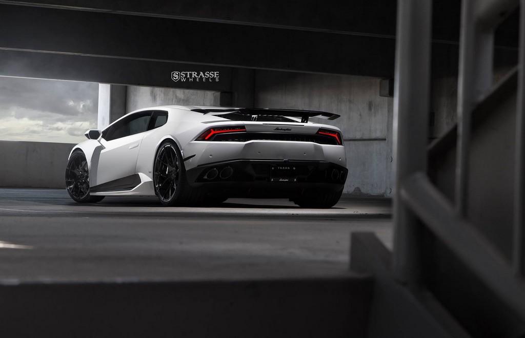 Strasse Wheels - Lamborghini Huracan LP610-4 - SM5R Concave Monoblock 5