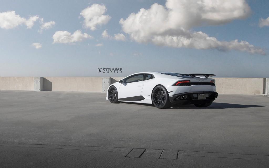 Strasse Wheels - Lamborghini Huracan LP610-4 - SM5R Concave Monoblock 8