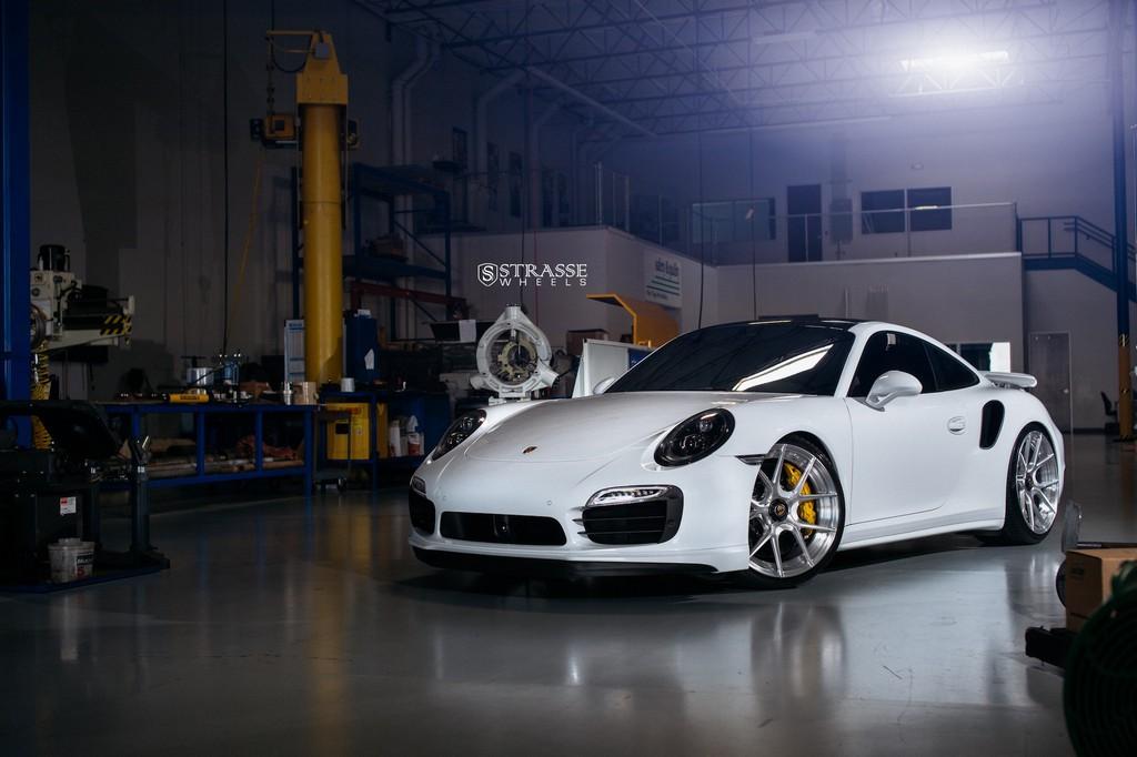 Strasse Wheels Porsche Turbo S CL 1