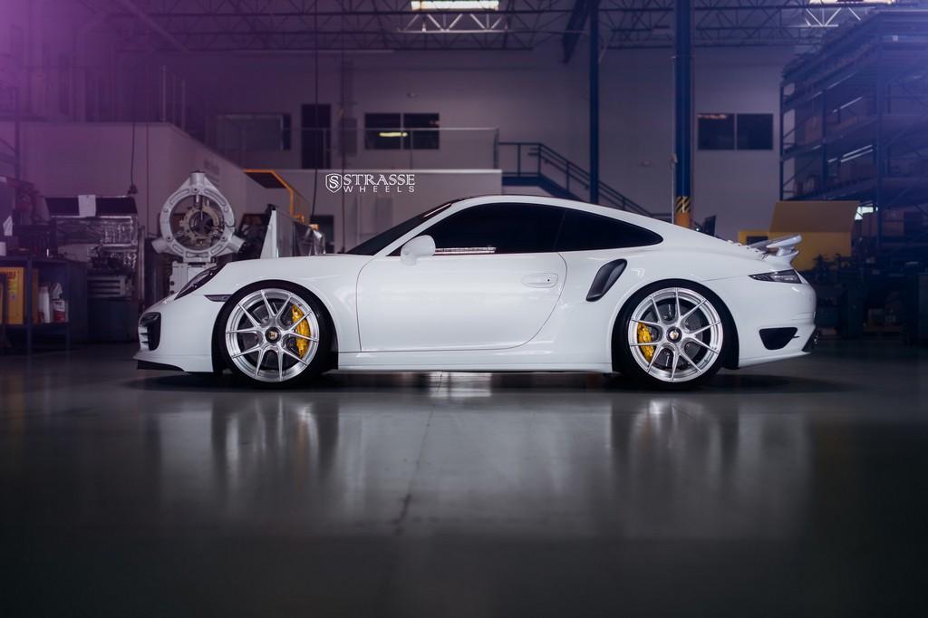 Strasse Wheels Porsche Turbo S CL 10