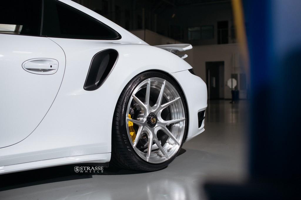 Strasse Wheels Porsche Turbo S CL 11
