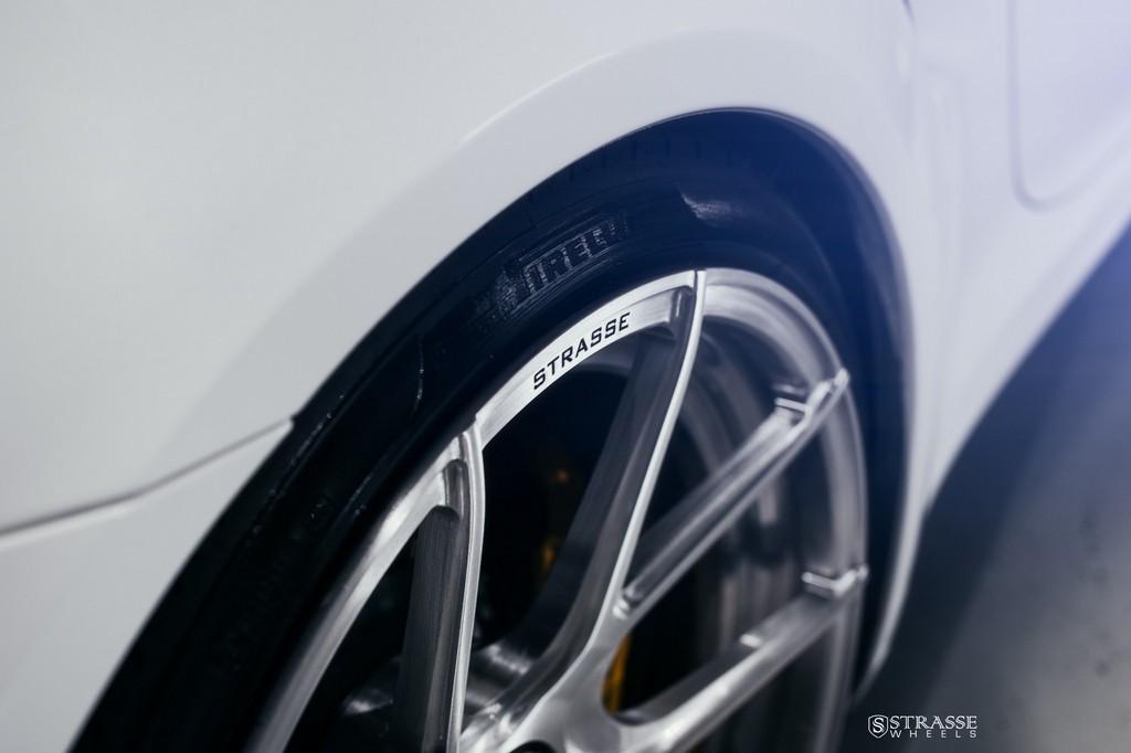 Strasse Wheels Porsche Turbo S CL 13