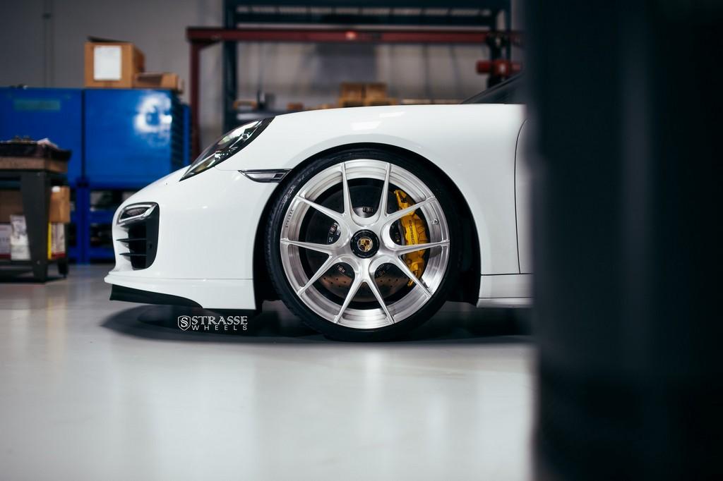 Strasse Wheels Porsche Turbo S CL 3