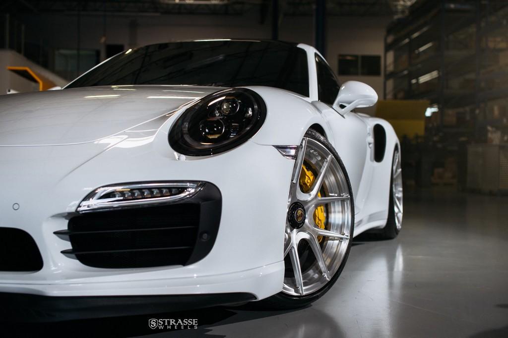 Strasse Wheels Porsche Turbo S CL 6