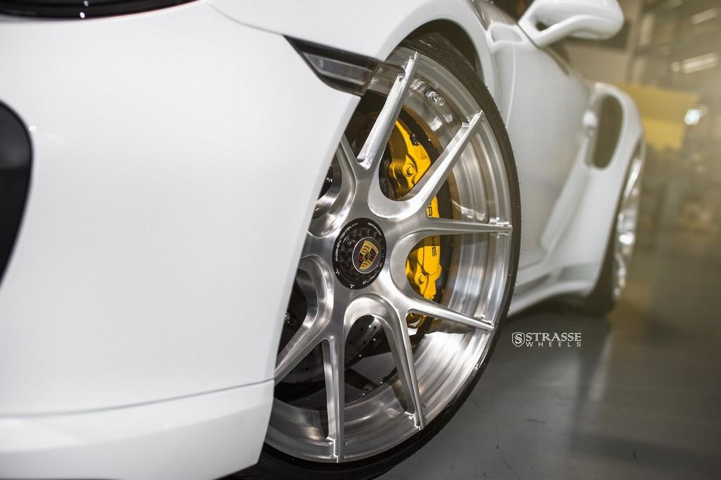 Strasse Wheels Porsche Turbo S CL 7