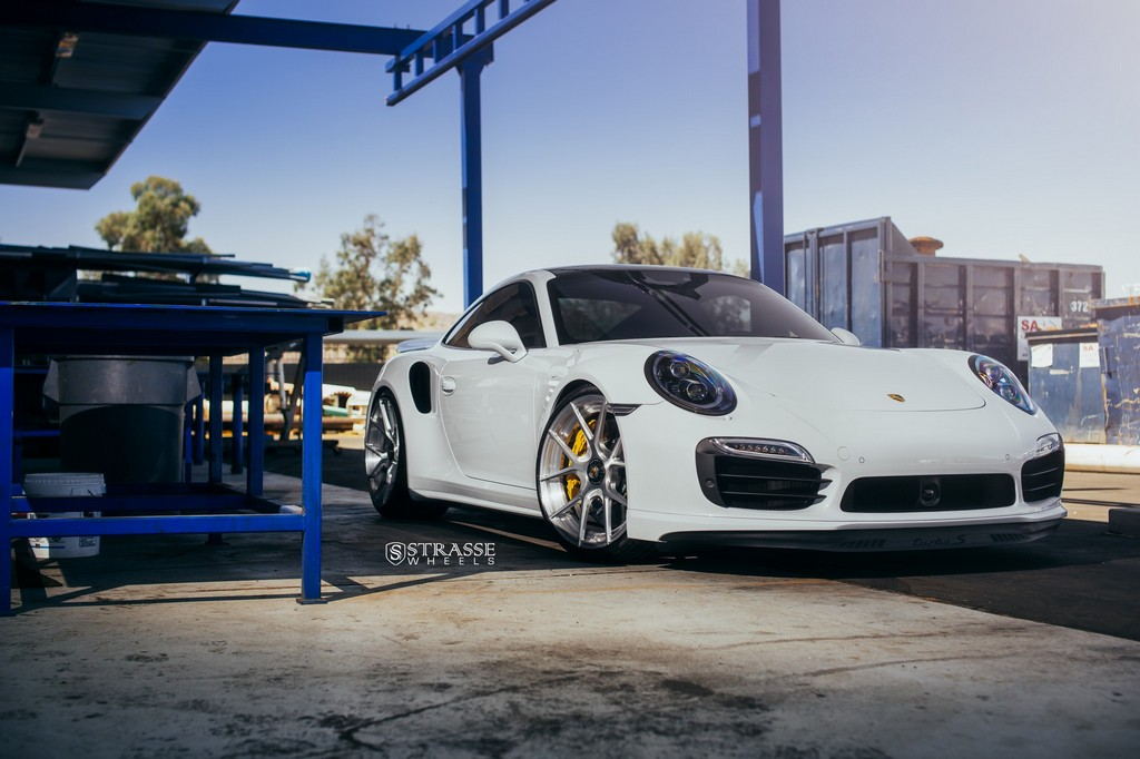 Strasse Wheels Porsche Turbo S CL 8