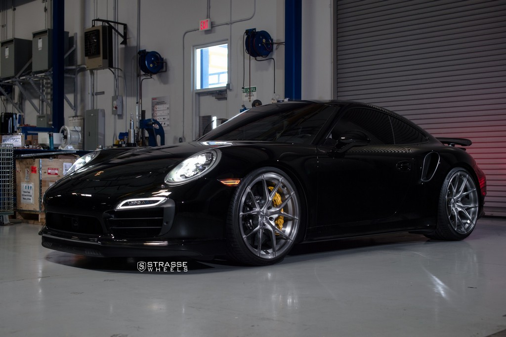 Strasse Wheels Porsche Turbo S 1