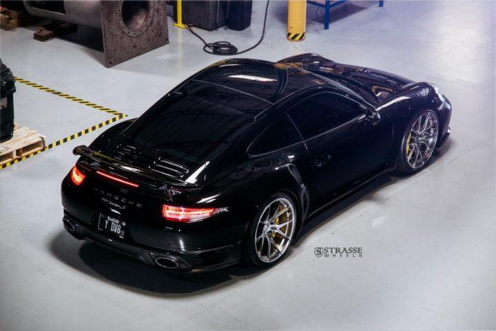 Strasse Wheels Porsche Turbo S 10