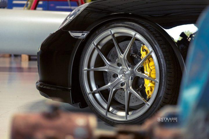 Strasse Wheels Porsche Turbo S 7