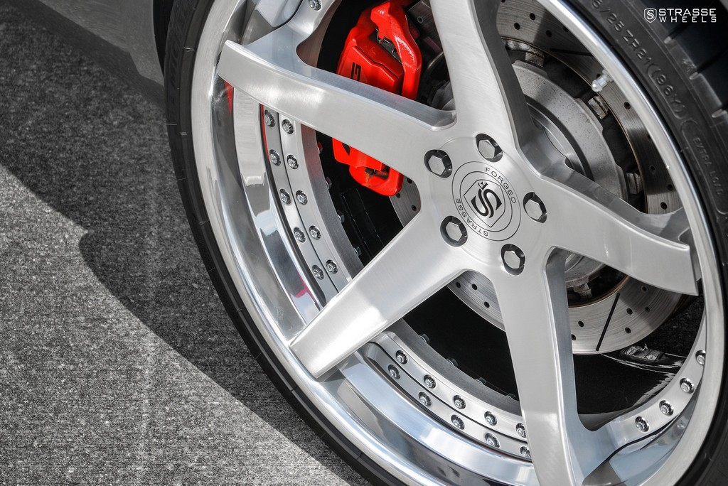 Strasse Wheels AMG GTs 12