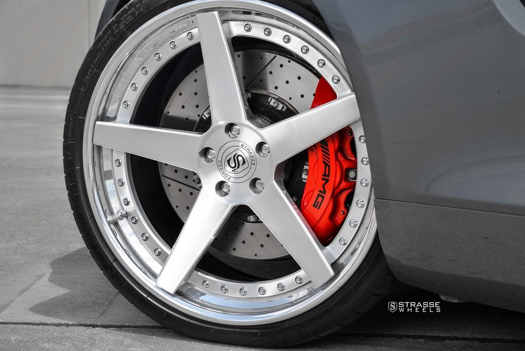 Strasse Wheels AMG GTs 5