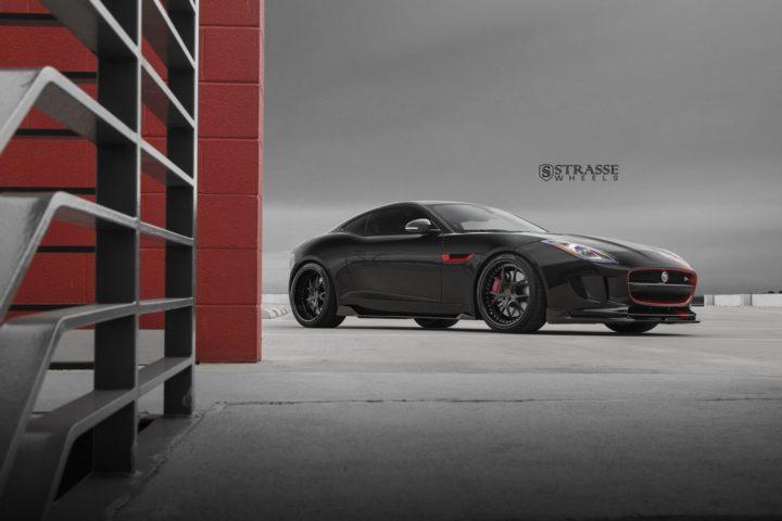 Strasse Wheels Jaguar F-TypeS 1