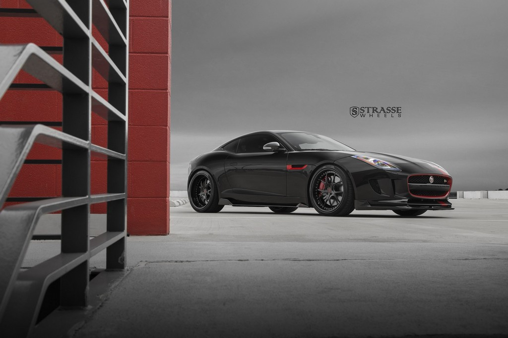 Strasse Wheels Jaguar F-TypeS 1