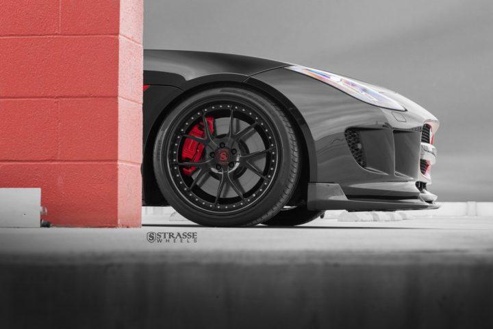 Strasse Wheels Jaguar F-TypeS 2