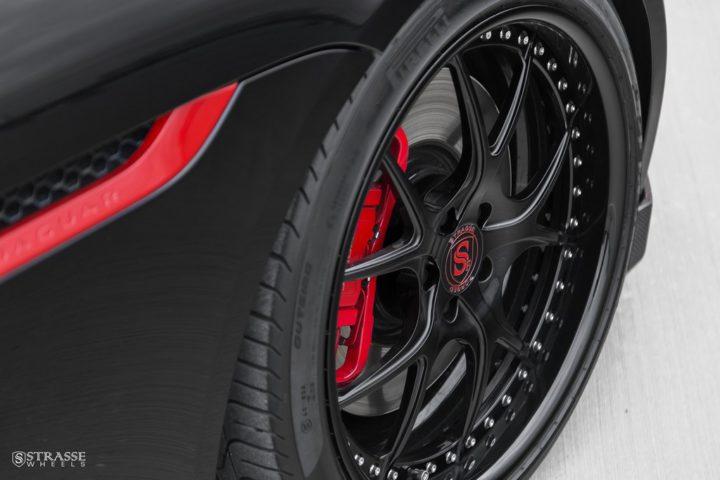 Strasse Wheels Jaguar F-TypeS 3