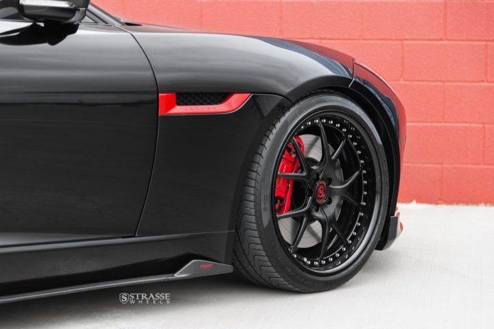 Strasse Wheels Jaguar F-TypeS 4