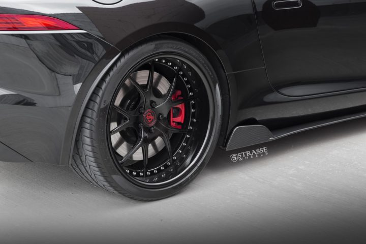 Strasse Wheels Jaguar F-TypeS 6
