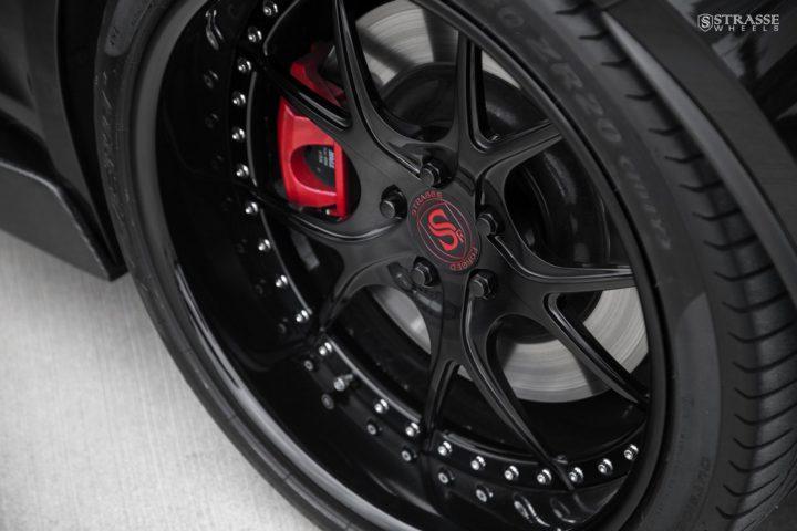 Strasse Wheels Jaguar F-TypeS 8