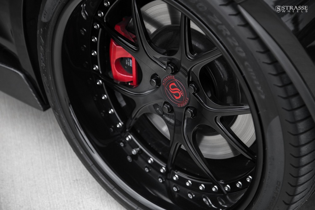 Strasse Wheels Jaguar F-TypeS 8