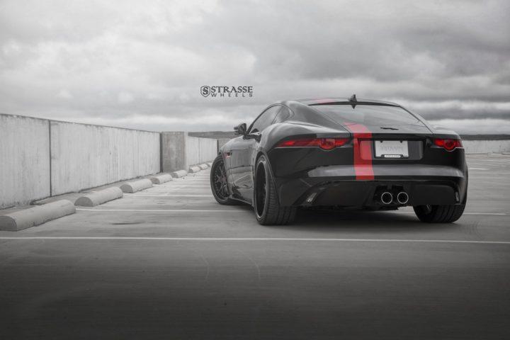 Strasse Wheels Jaguar F-TypeS 9
