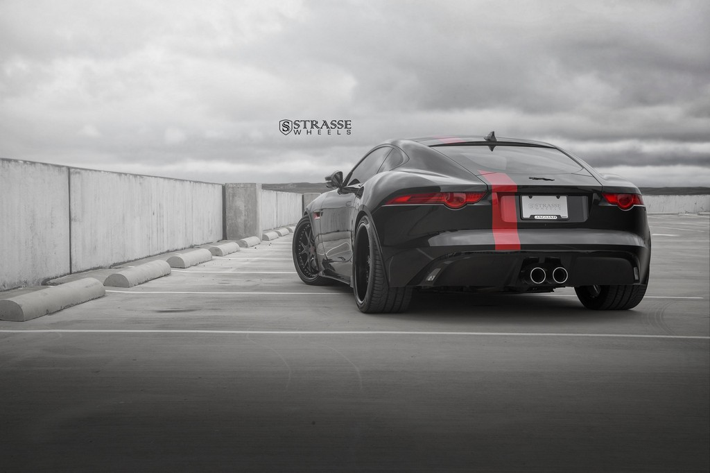 Strasse Wheels Jaguar F-TypeS 9