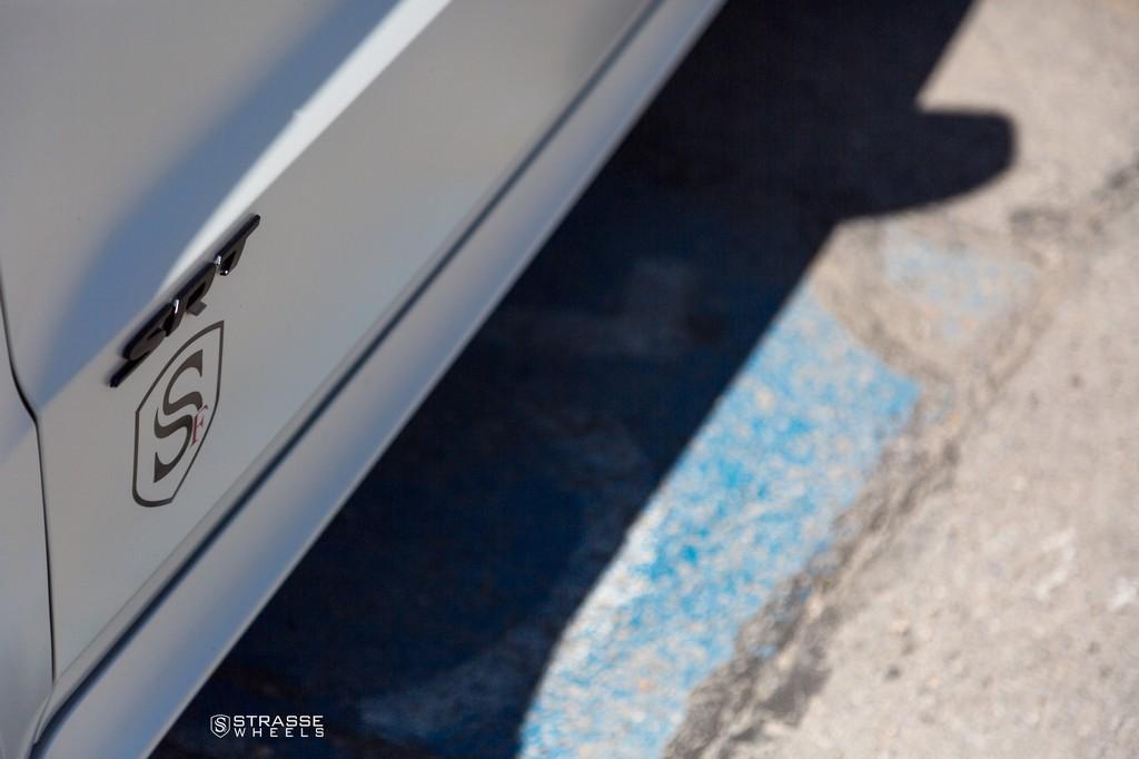 "Strasse Wheels - Jeep Grand Cherokee SRT - 22"" SM7 Deep Concave Wheels 8"
