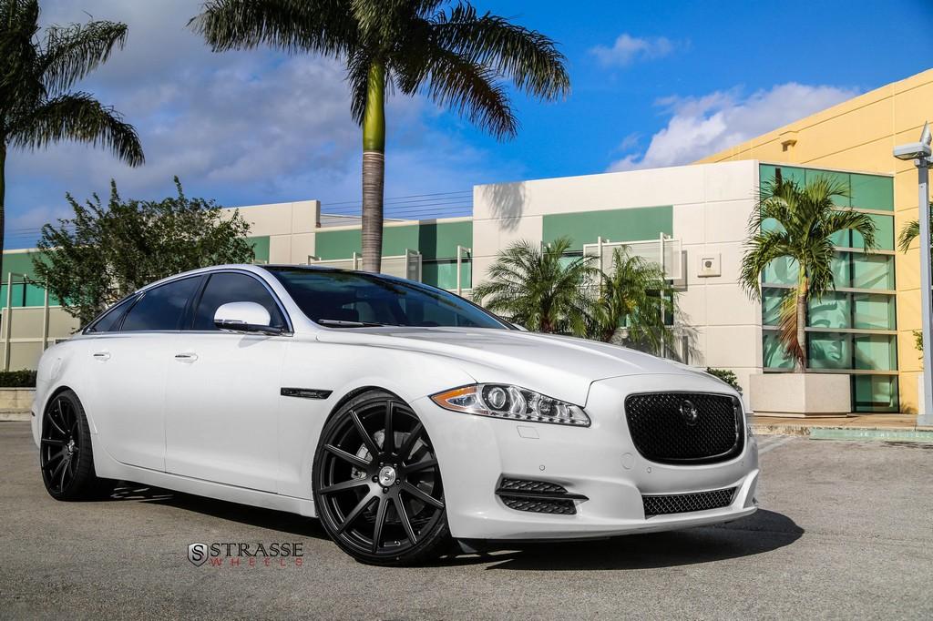 Jaguar Xjl Portfolio Edition Combining Luxury And Performance